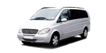 Luxury MiniVan hire